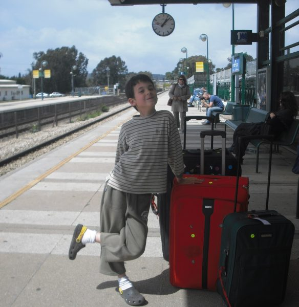 טיול 2009 – פרק א': מגיעים לאמריקה