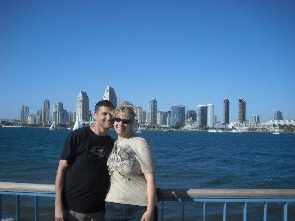 טיול 2009 – פרק ג': סן דייגו, העיר העתיקה, קורונדו, בלבואה פארק ושוב לגולנד