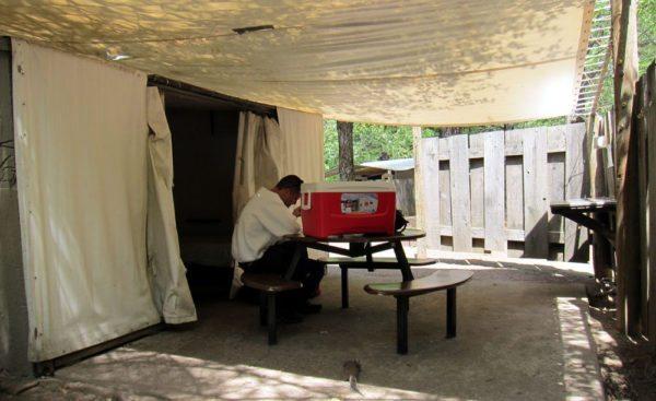 החצר שלנו בהאוזקיפינג