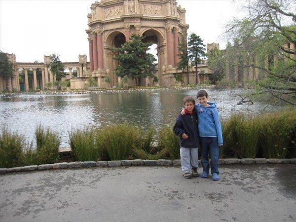 סן פרנסיסקו – יום שני – האקספלורטוריום
