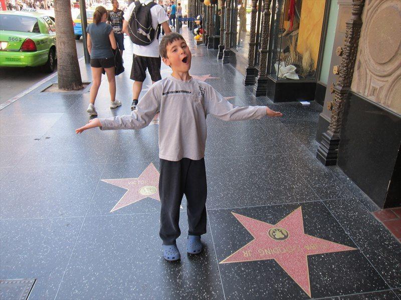 שדרת הכוכבים בהוליווד