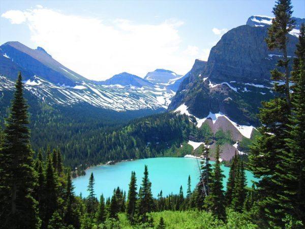 פארק לאומי גליישר