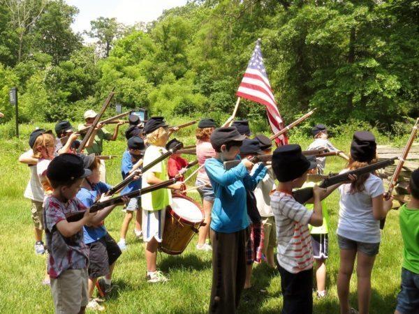 פעילות ריינג'רים בגטיסברג: שיחזור הקרב