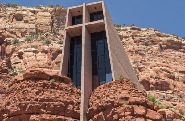 הכנסייה בסדונה, אריזונה