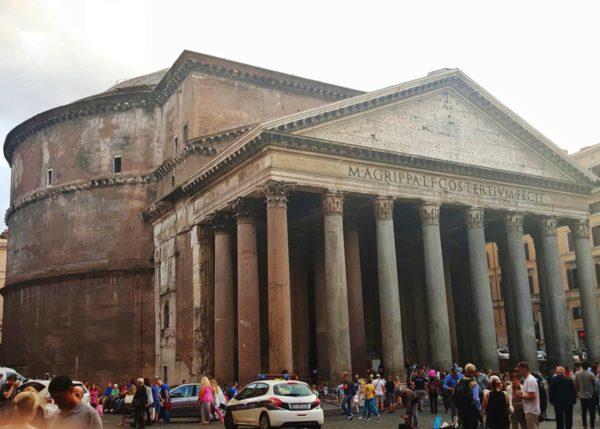 שלושה ימים ברומא