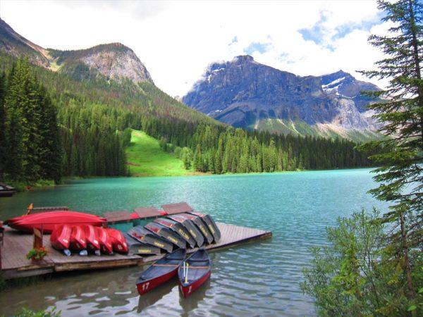 הרי הרוקיז הקנדיים – מדריך למטיילים