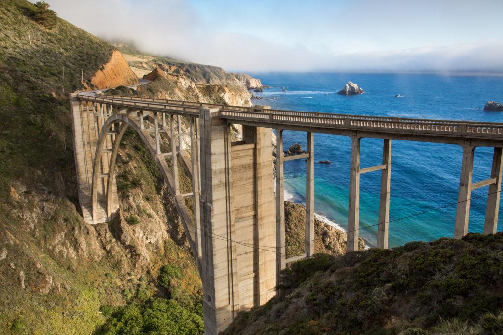 כביש 1 בקליפורניה