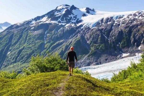 מסלול טיול באלסקה