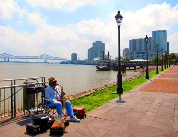 לואיזיאנה וניו אורלינס – מדריך למטיילים