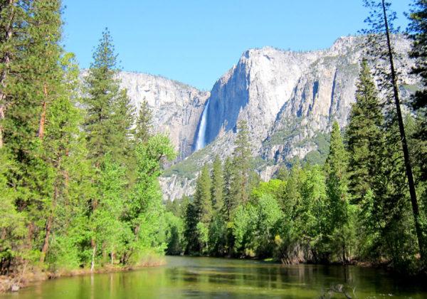 פארק לאומי יוסמיטי, קליפורניה