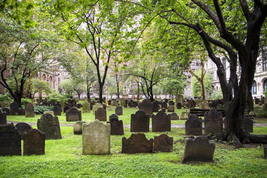 בית קברות היסטורי בסוואנה