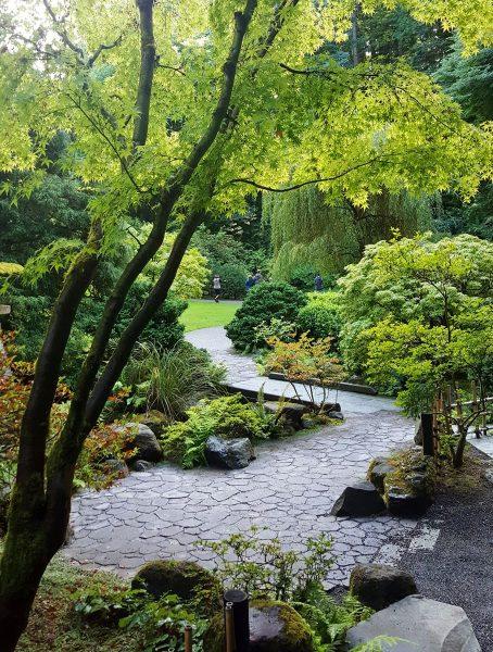 הגן היפני בפורטלנד